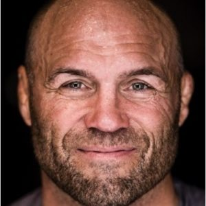 RANDY COUTURE - MMA Legend, Actor, Former U.S. Army Sergeant